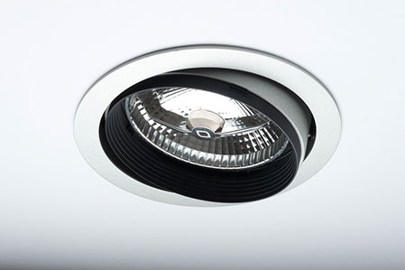 AR111 LED Downlight Tilt